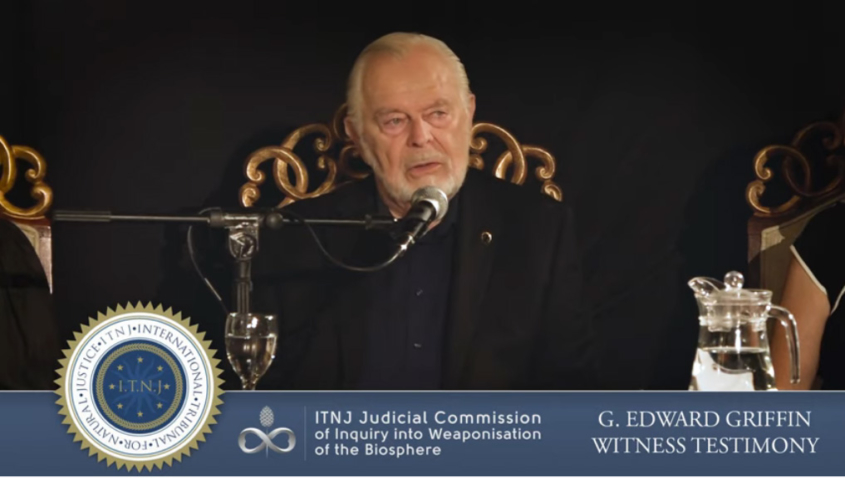 G. Edward Griffin on Vitamin B 17 and Cancer